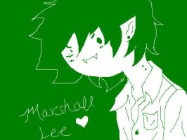 Marshall Lee by zutaralove96