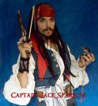 Me as Captain Jack by Lightbringer2025