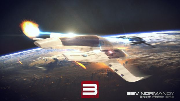 SR2 Stealth Fighter by nico89-fx