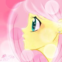 Fluttershy by MNS-Prime-21