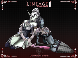 Lineage II WP by lynkx-ie