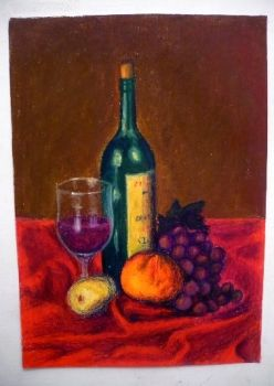 Still Life 02 by my-beret-is-red