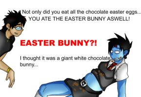 EASTER IS RUINED THANKS TO... by ASHnCRASH