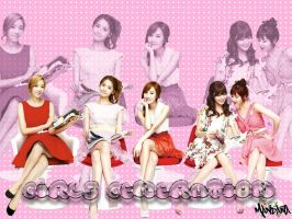 Girls Generation Wallpaper by mandana21