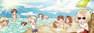 APH: End of Summer by SaMelodii