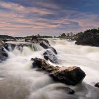 Great Falls Park, Virginia by Brettc