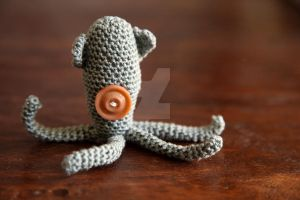 Coraline Squid by effunia