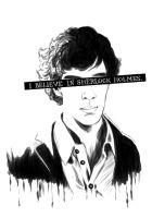Sherlock - I Believe by Kumagorochan