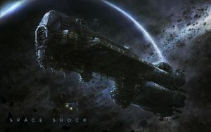 The Ship by RadoJavor