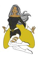 Storm redesign by Lordhaylen