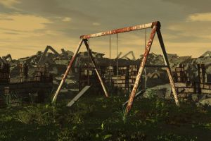 The Playground of BrokenDreams by Runewitch