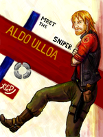Meet the Sniper - Aldo by Boudicca-Keltoi