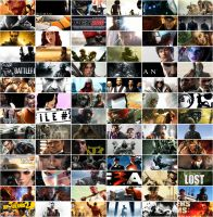 I'll give you list of 84 Amazing Videogames by stalkersdxx
