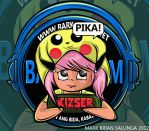 My name is kiszer. by markbrian