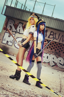 Panty and Stocking - 5 by XiXiXion