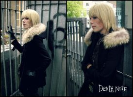Death Note - Old World's Runner-Up by KirisakiHime