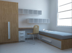 University Coursework - using vray. by Scythe137