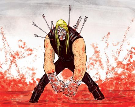 Luther Strode by Baetones