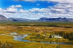 Thingvellir, Iceland by Nightline