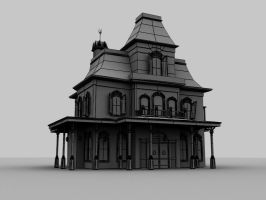 WIP: Wire Manor by Sae-Matsumoto
