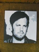 Caleb Followill-kings of leon by artbydavidc