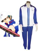 The Prince of Tennis Seigaku Cosplay Costume by morseedwina
