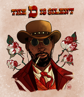 DJANGO by monkette