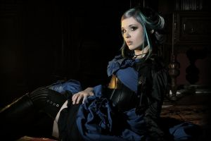 Victorian Lady 04 by FateModel