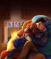 Warmth by ryuukuringo