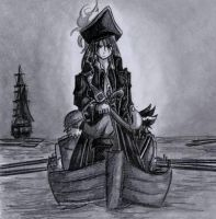 Anime Pirates_001 by LordCavendish