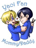 Ouran High Badge by ScuttlebuttInk