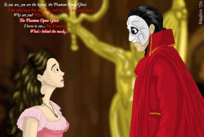 Phantom Opera Ghost, Part 5 by cardinalbiggles