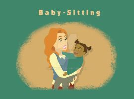 Baby-Sitting cover by anya1916
