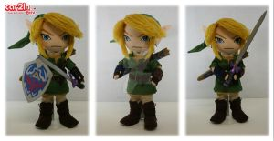 Link Plush by car2in-bitz