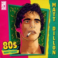 Matt Dillon 80s heartthrob by roberlan