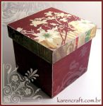 Brown Box by KarenKaren