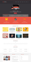 RedStar CreAtive WP Theme by sandracz