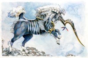 Ixion by sofear