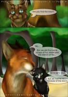 S.o.FS : Chapter 1 : Page 9 by Lionstrikewhiskers