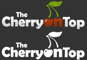 Cherry On Top Logo by CubedMEDIA