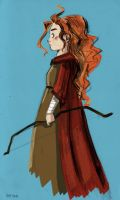 Merida by Ophelie-c