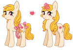 MLP OC - Sweet Style by Salacberry