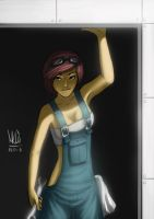 Mechanic. by mkw-no-ossan