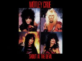 Motley Crue Wallpaper by Ozzyhelter