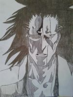 I am Kenpachi by Ionut23k