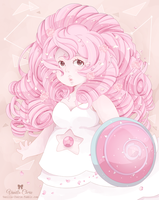 Rose Quartz by Vanilla-Cherie