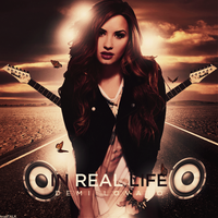 Demi Lovato - In Real Life by LoudTALK