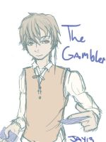 Gambler by JqotD