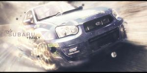 Subaru Rally style by ExExic