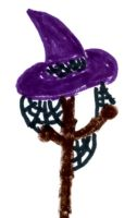 Hat Stand by Karoyence